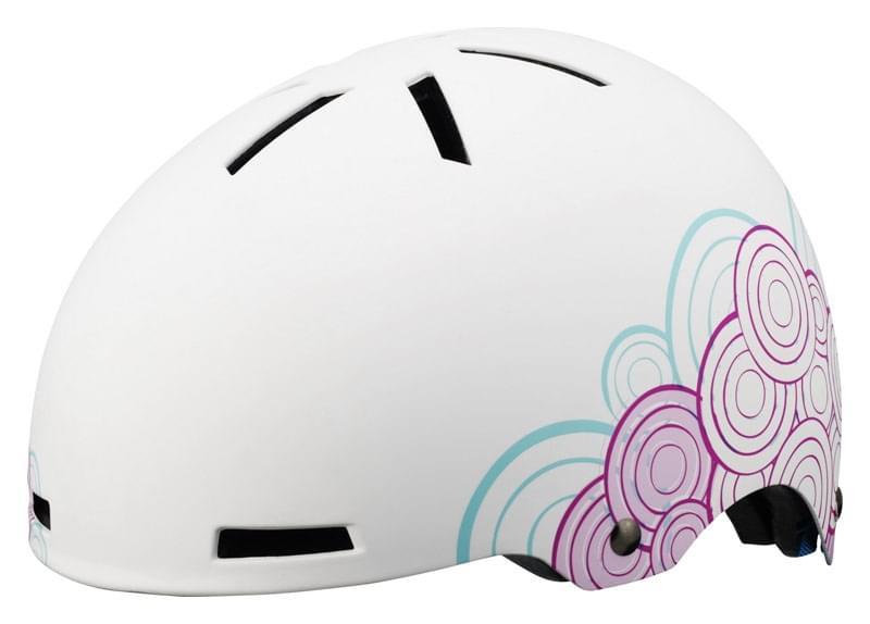 Cyklistická přilba Specialized Covert - pink clouds S