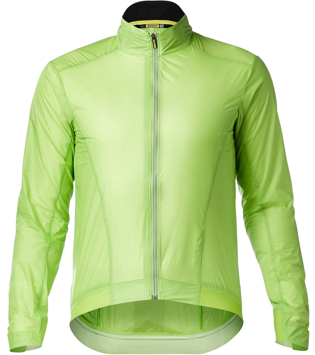 Mavic Essential Wind Jacket - lime green M