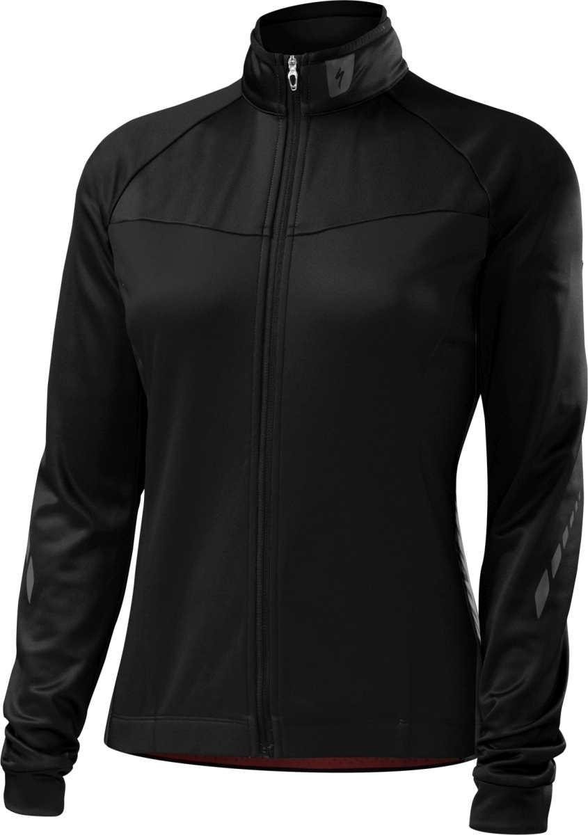 Specialized Therminal Jersey LS Wmn - black/black S