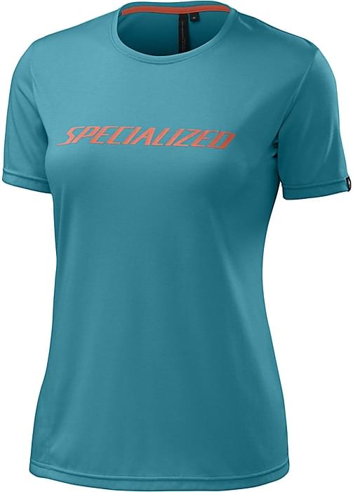 Specialized Andorra Drirelease Tee Wmn - turquoise XL