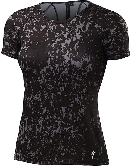 Specialized Shasta Short Sleeve Top Wmn - dark rev camo S