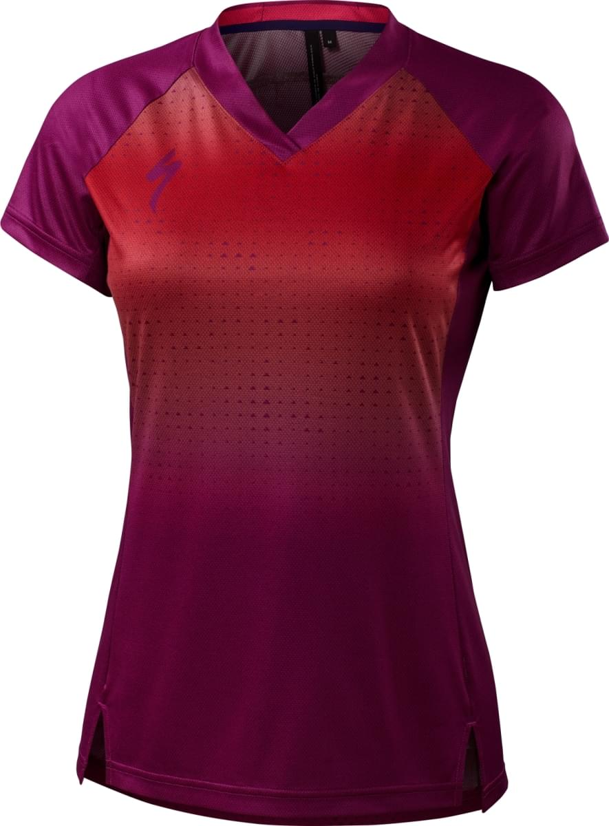 Specialized Andorra Jersey SS Wmn - berry S