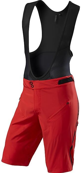 Cyklistické kalhoty Specialized Atlas Xc Pro - red black - Ski a ... a99d2d557e