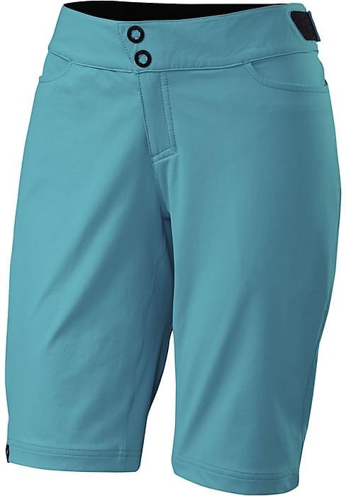 57705b5791943 Dámské cyklistické kalhoty Specialized Andorra Comp Short Wmn - turquoise