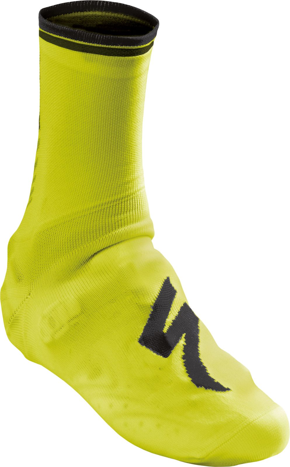 Specialized Shoe Covers Socks - neon yellow S