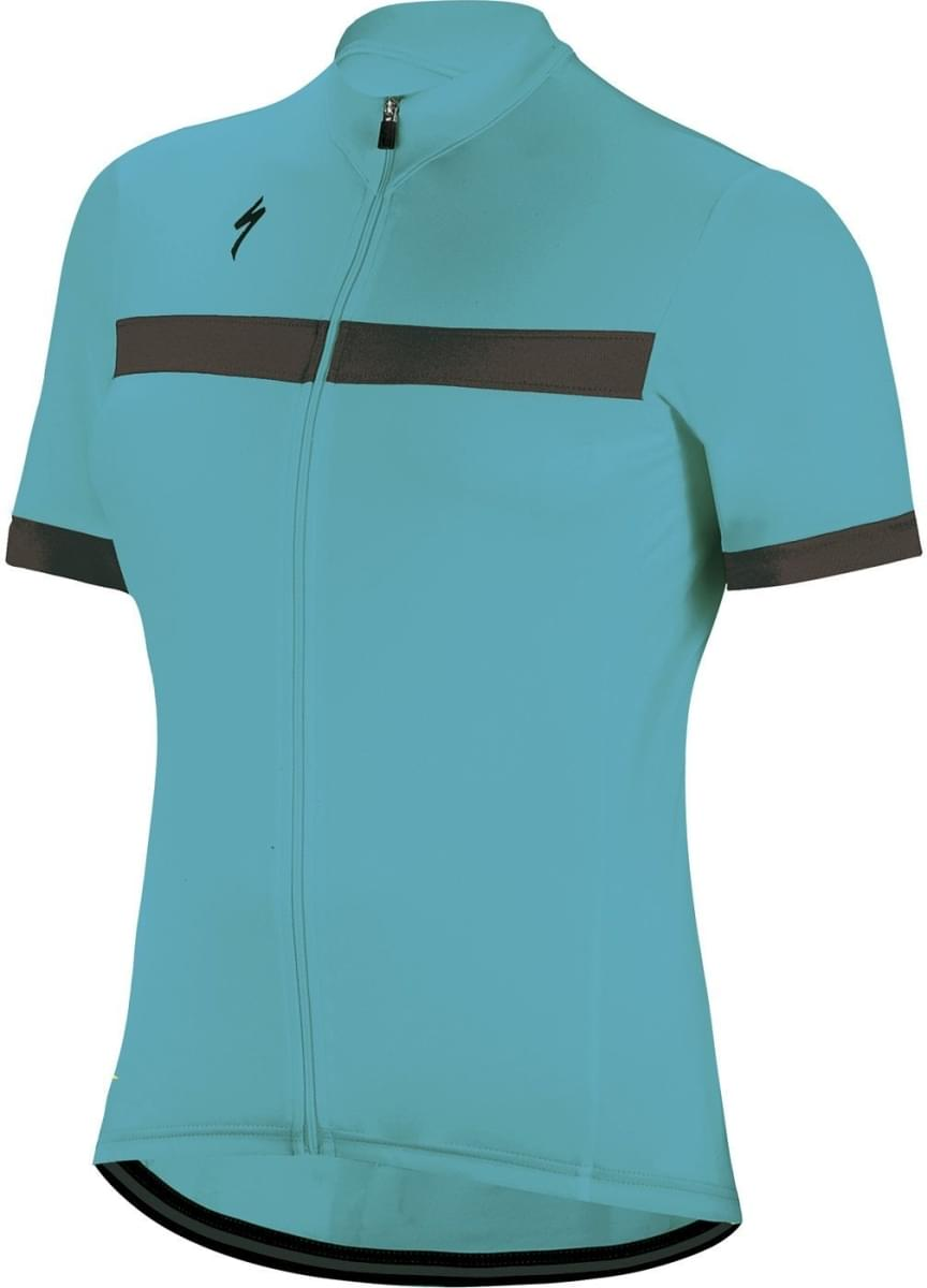 Specialized Rbx Sport Jersey SS Wmn - turquoise/black S