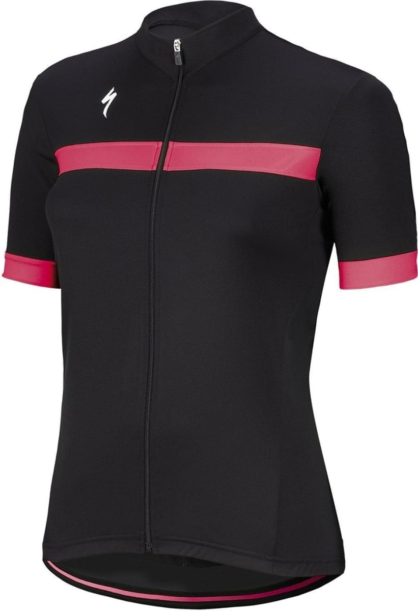 Specialized Rbx Sport Jersey SS Wmn - black/acid red S