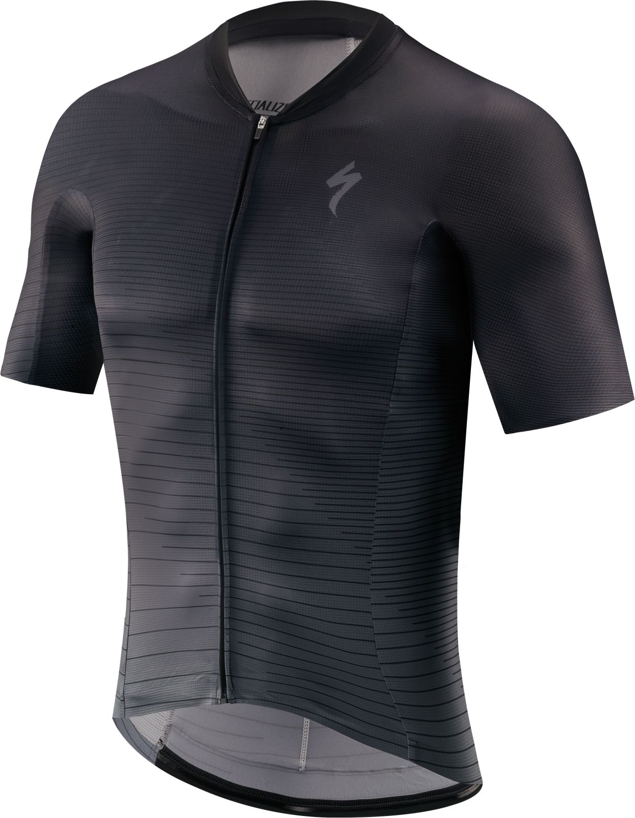 Specialized SL R Jersey SS - black/charcoal XXL