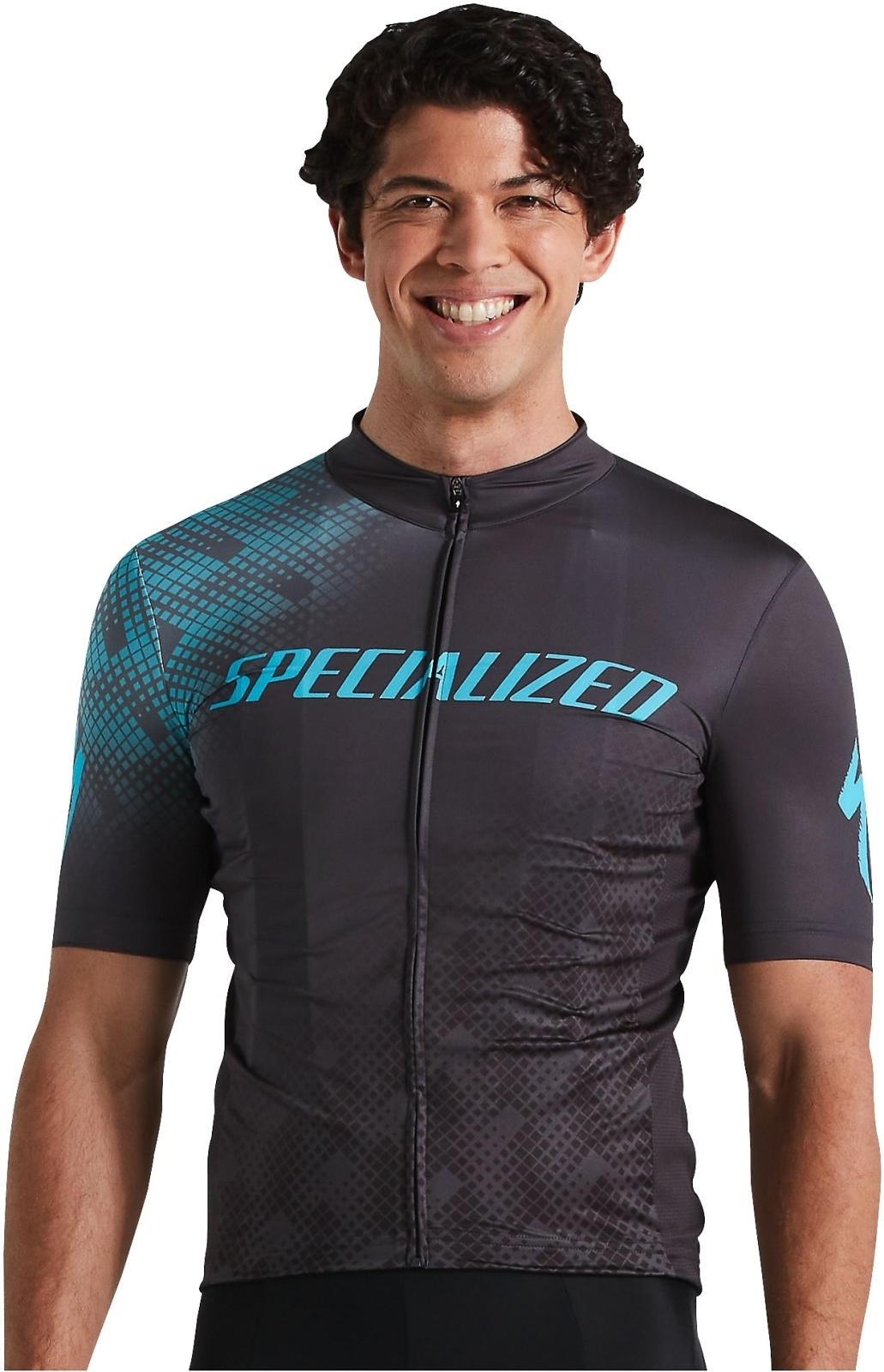 E-shop Specialized Rbx Comp Logo Jersey SS - anthracite XS