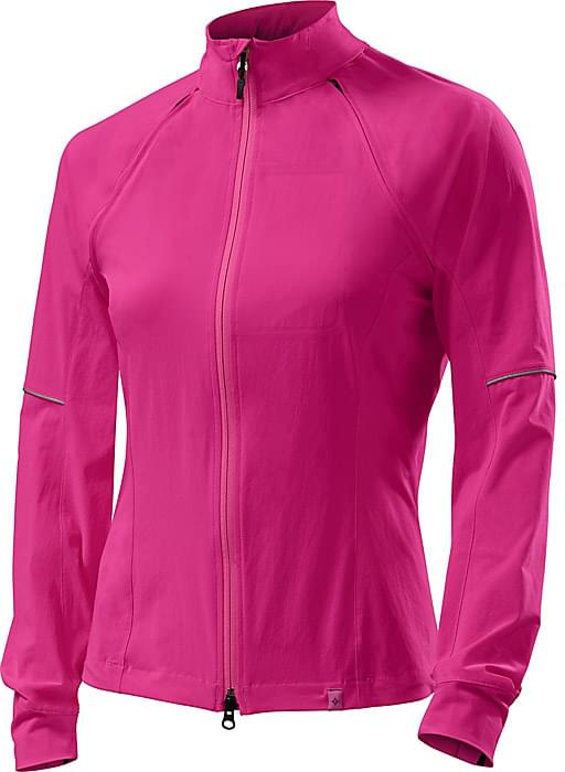 Specialized Deflect Hybrid Jacket Wmn - neon pink M