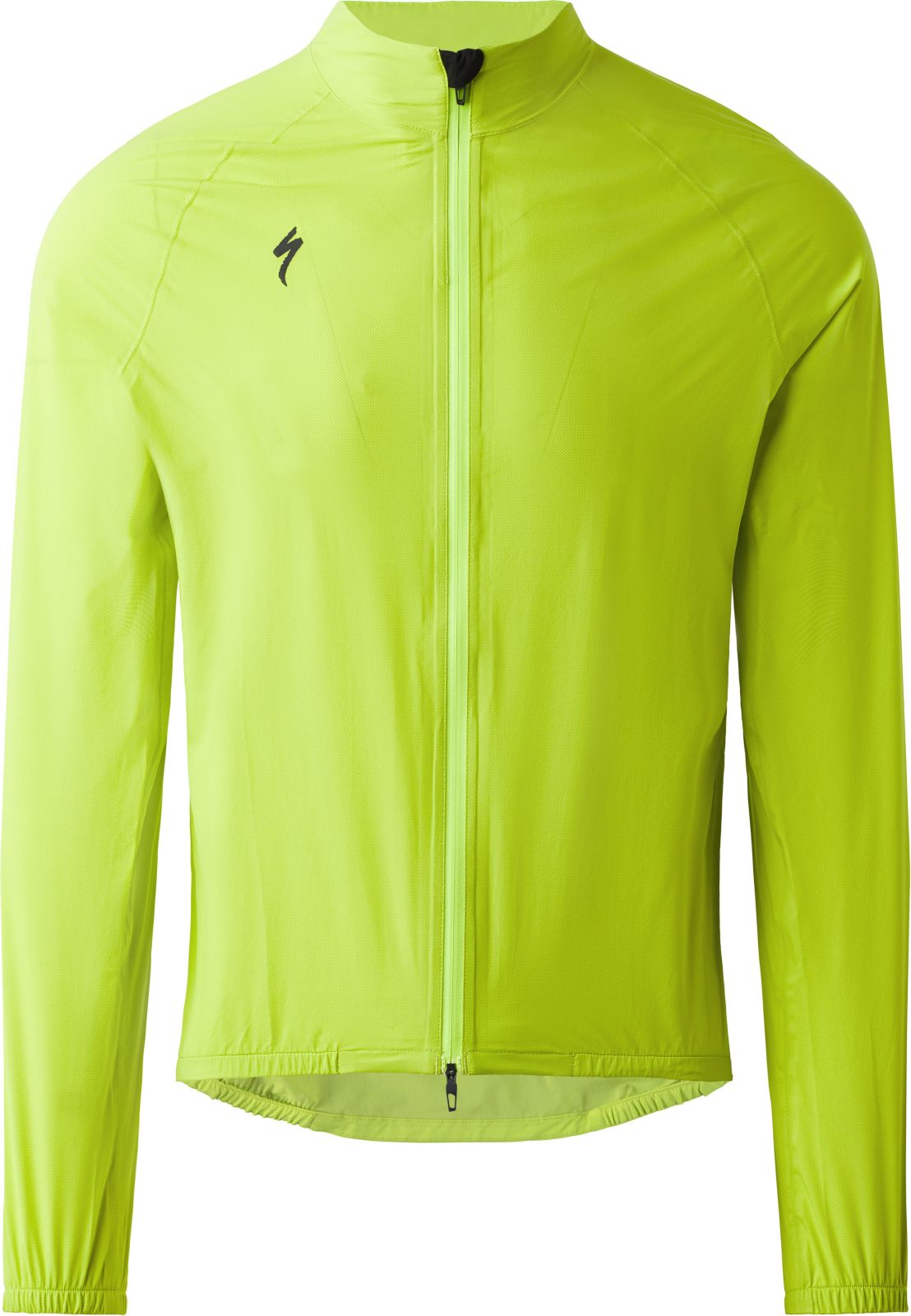 Specialized Deflect H2O Pac Jacket - hyper green XL