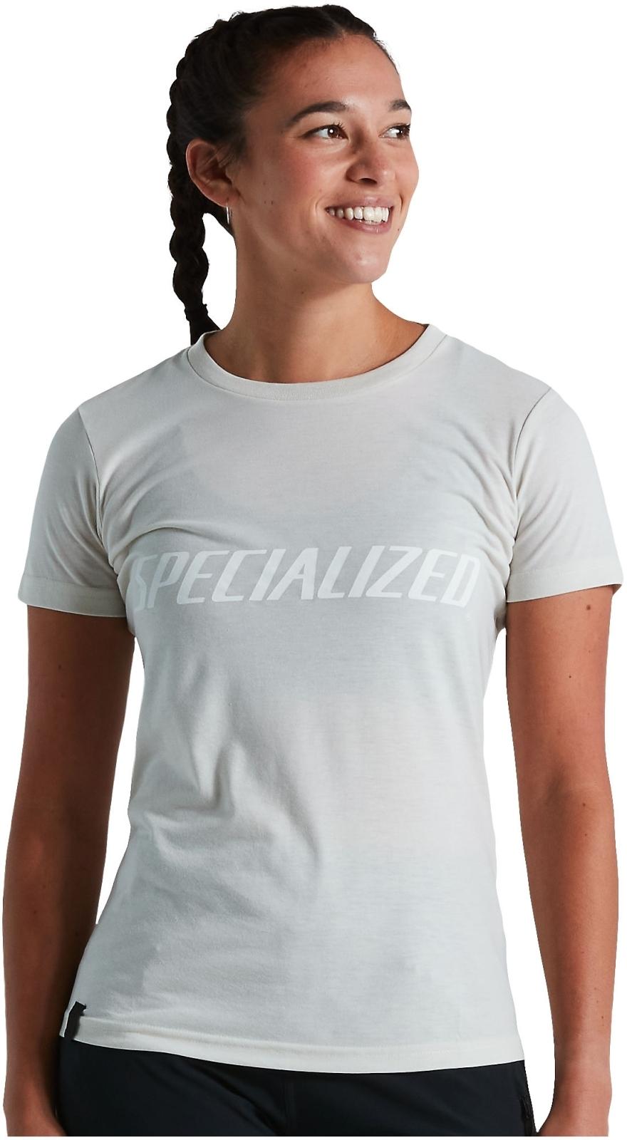 Levně Specialized Wordmark Tee SS Women - dove grey XL