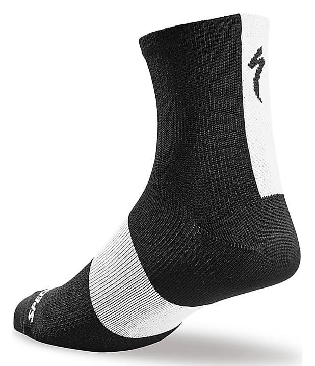 Dámské sportovní ponožky Specialized SL MID - black 38-43