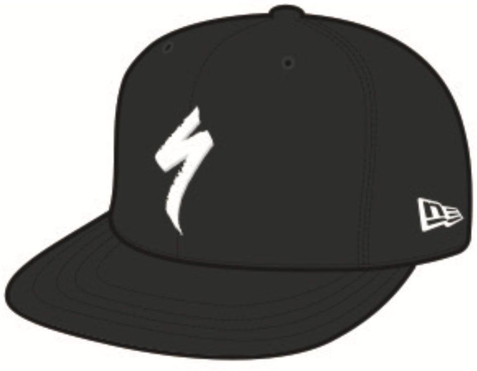 ed03c02b1 Specialized New Era 9Fifty Snapback Hat - black/white uni