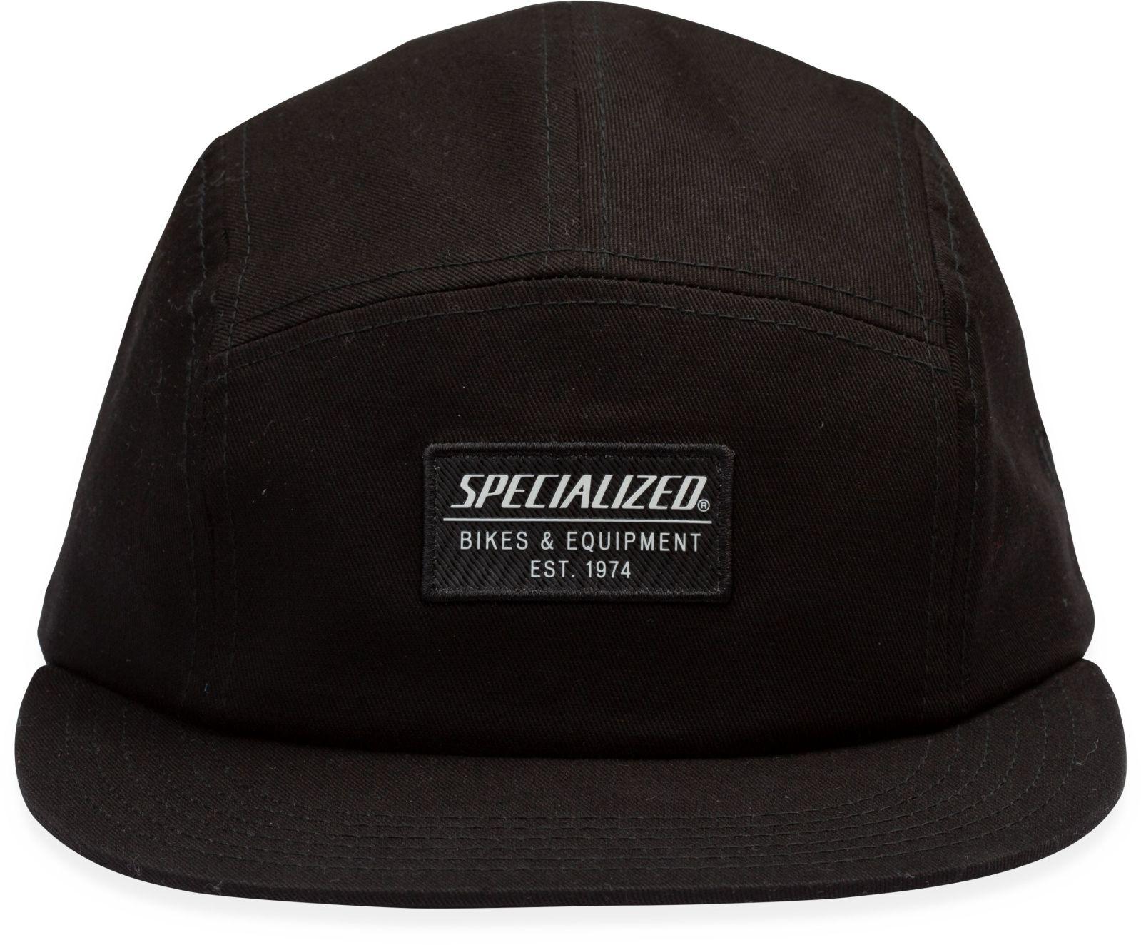 Specialized New Era 5 Panel Hat Specialized - black uni