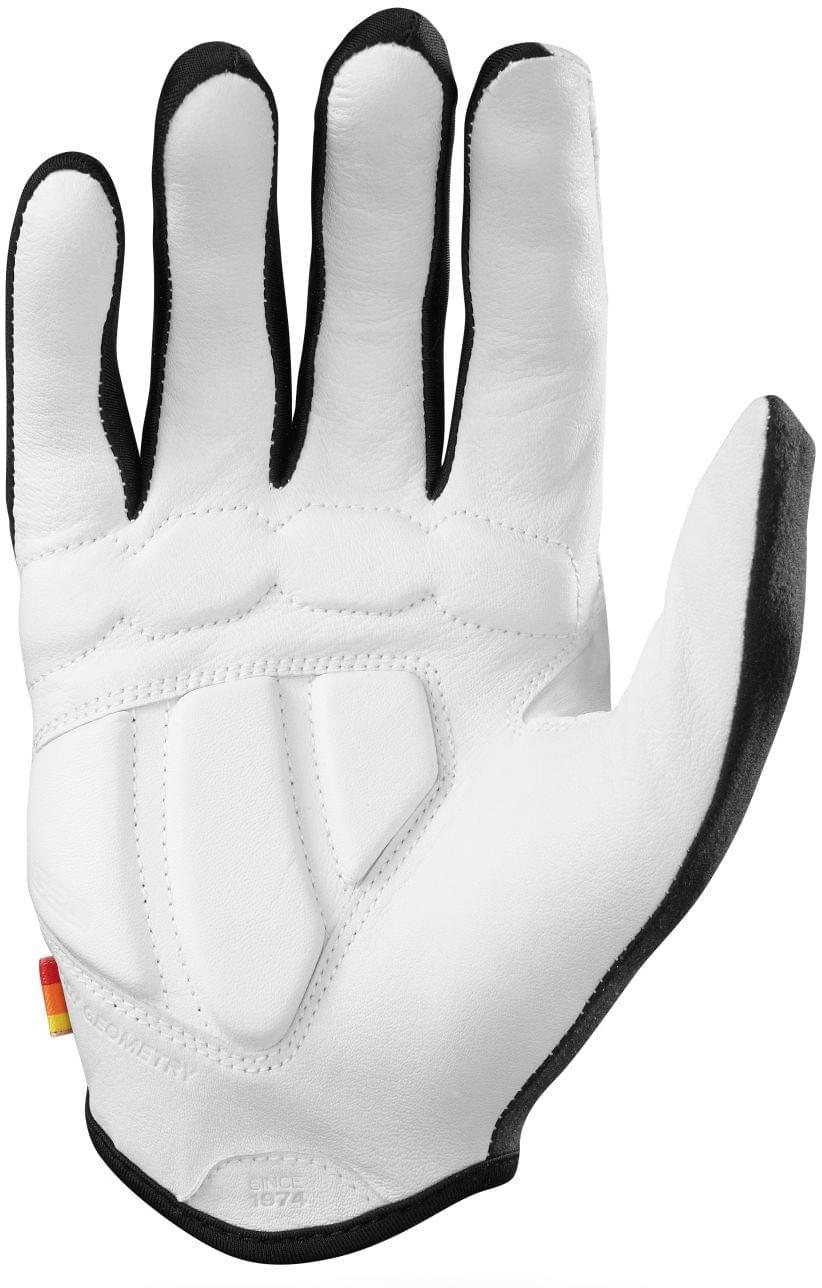 9bbb3c04480 Dlouhé cyklistické rukavice Specialized 74 LF - white black - Ski a ...