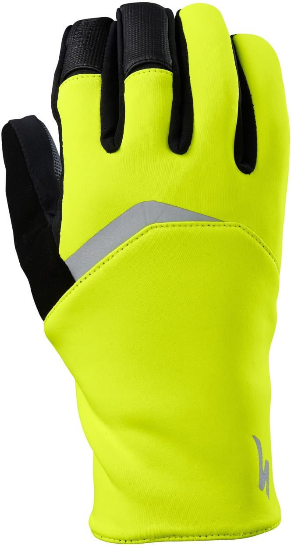 8f188268bdf Zimní cyklistické rukavice Specialized Element 1.5 Glove LF - neon yellow