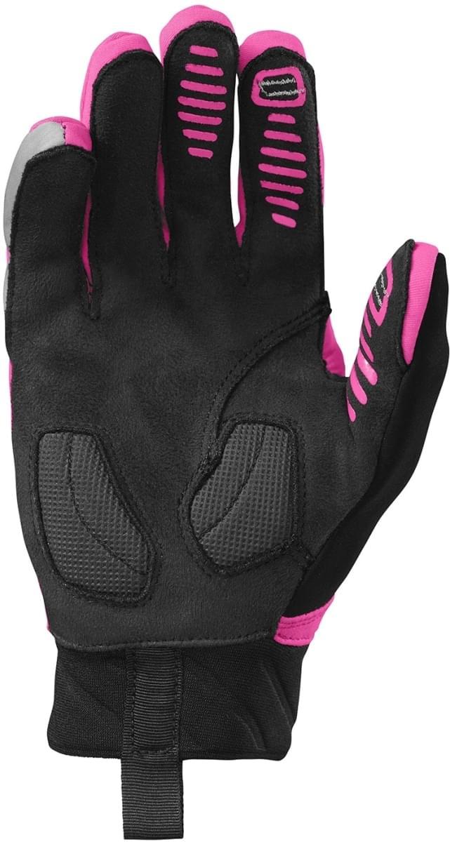 ... Dámské zimní cyklistické rukavice Specialized Deflect Wmn - neon pink b8166727a5