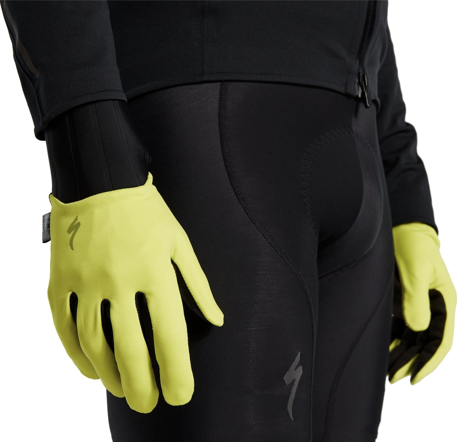 E-shop Specialized Men Hyprviz Neoshell Thermal Glove - hyprviz L