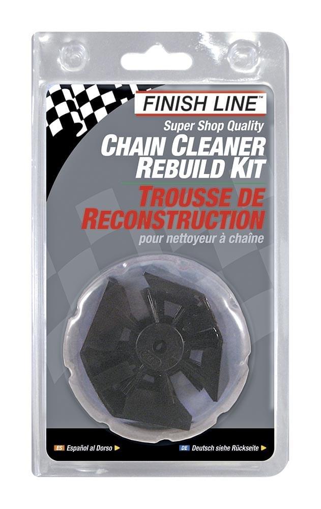 Sada kartáčků pro pračku řetězu Finish Line Chain Cleaner Kit uni
