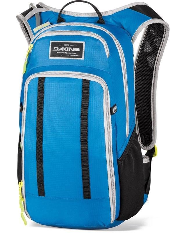 a4601f18ab Pánský cyklistický batoh s rezervoárem Dakine AMP 12l - bright blue ...