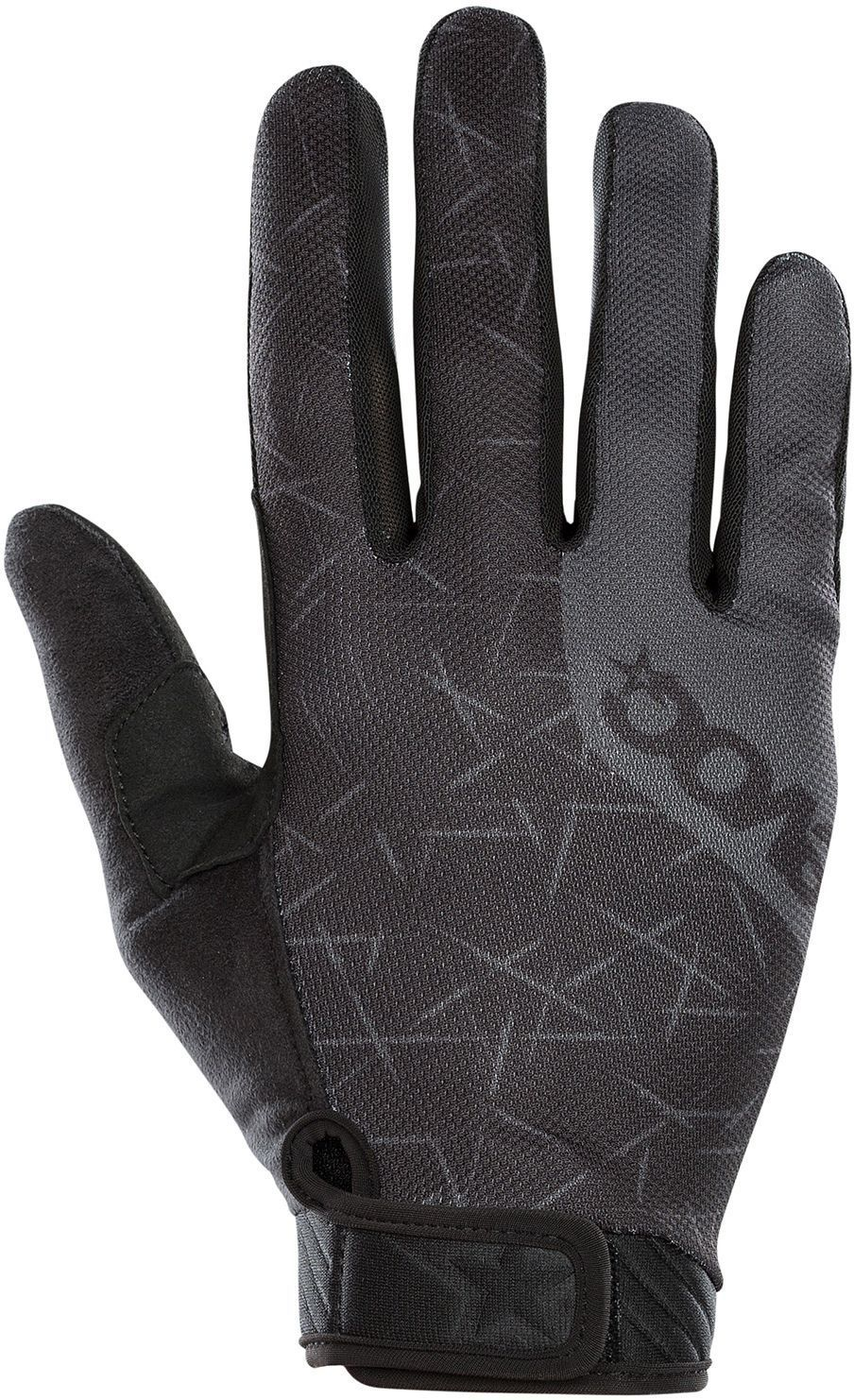 Evoc Enduro Touch Glove - black/carbon grey L