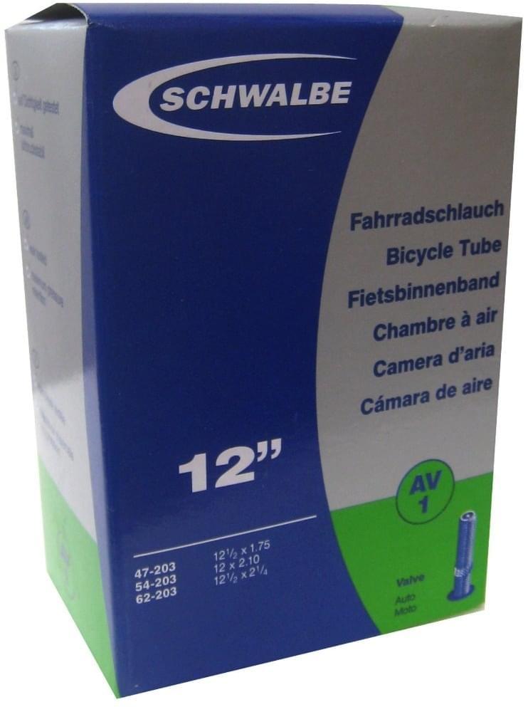 Schwalbe AV1 12x1.75-2.25 auto ventilek 40mm uni