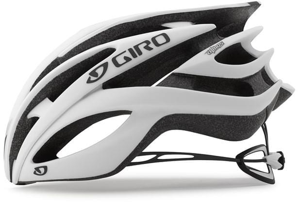 Giro Atmos II Mat White/Black M