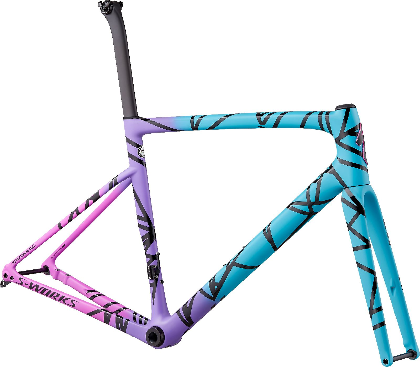 Specialized S-Works Tarmac Disc Frameset – Mixtape LTD 58