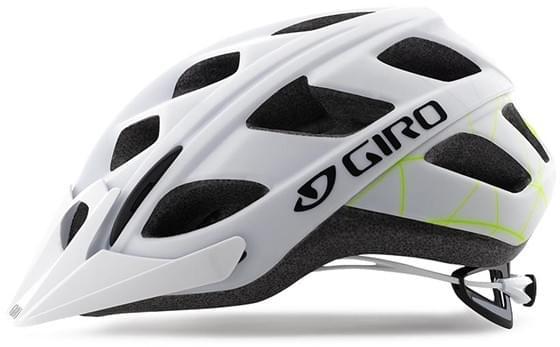 Giro Hex Mat White/Lime S