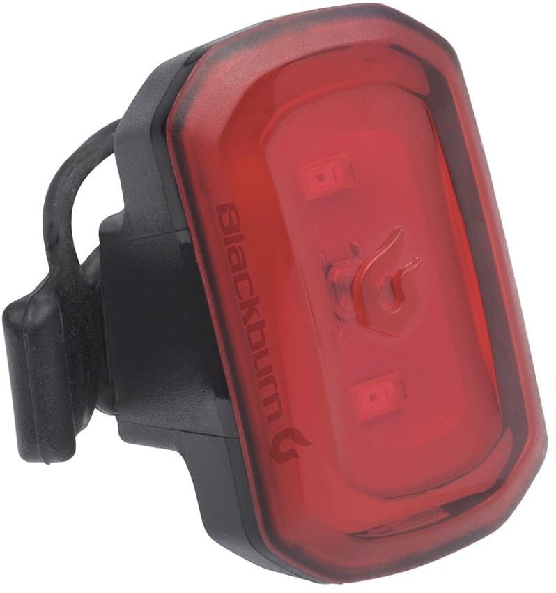 Blackburn Click USB Black zadní blikačka uni
