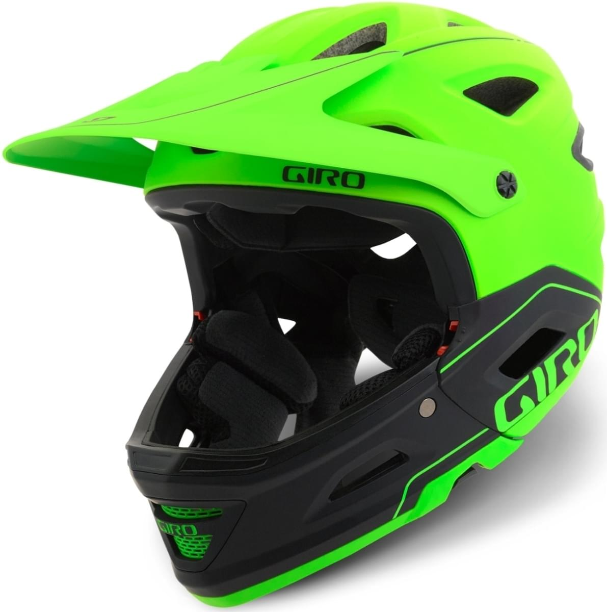 Giro Switchblade MIPS Mat Lime/Black M