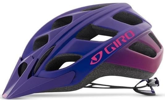 Giro Hex Mat Purple/Bright Pink S