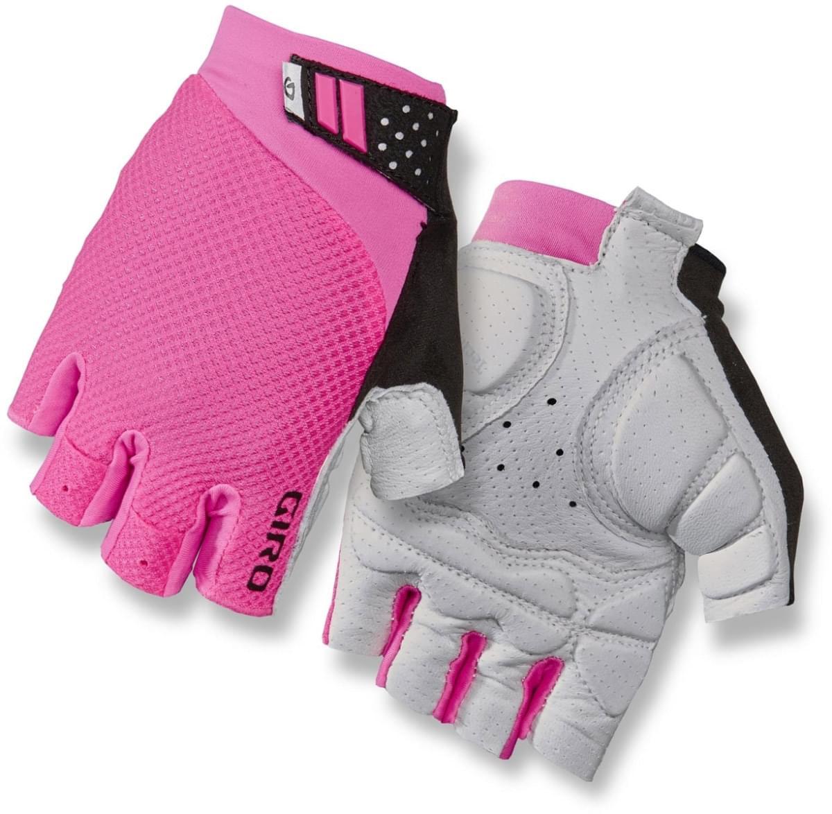 971bb5ecd Dámské cyklistické rukavice Giro Monica II Bright Pink - Ski a Bike ...