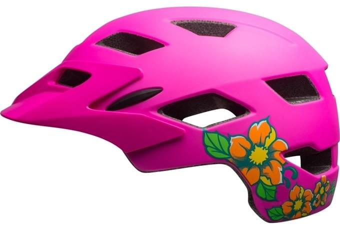 Bell Sidetrack Youth Mat Pink Blossom uni