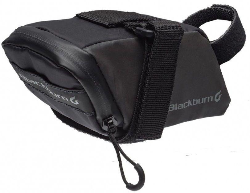 Blackburn Grid Small Seat Bag - black reflective uni