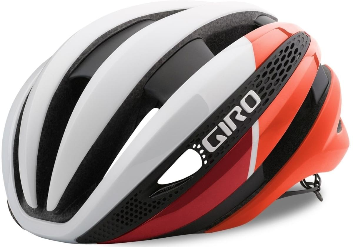 Giro Synthe MIPS Mat White/Red L