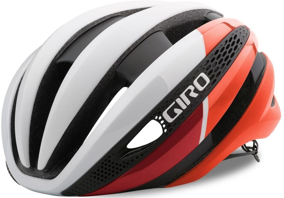 Giro Synthe Mat White/Red M