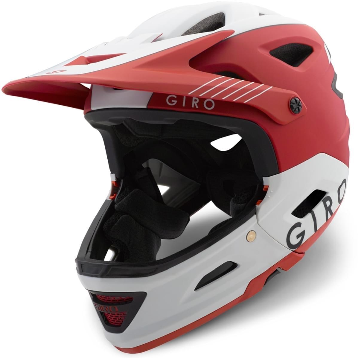 Giro Switchblade MIPS Mat Dark Red M