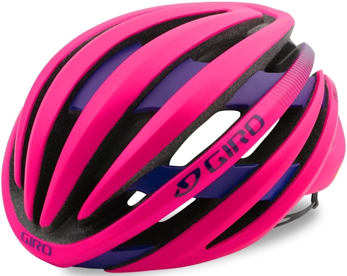 Dámská cyklistická přilba Giro Ember MIPS Mat Bright Pink - Ski a ... e273cd72a24