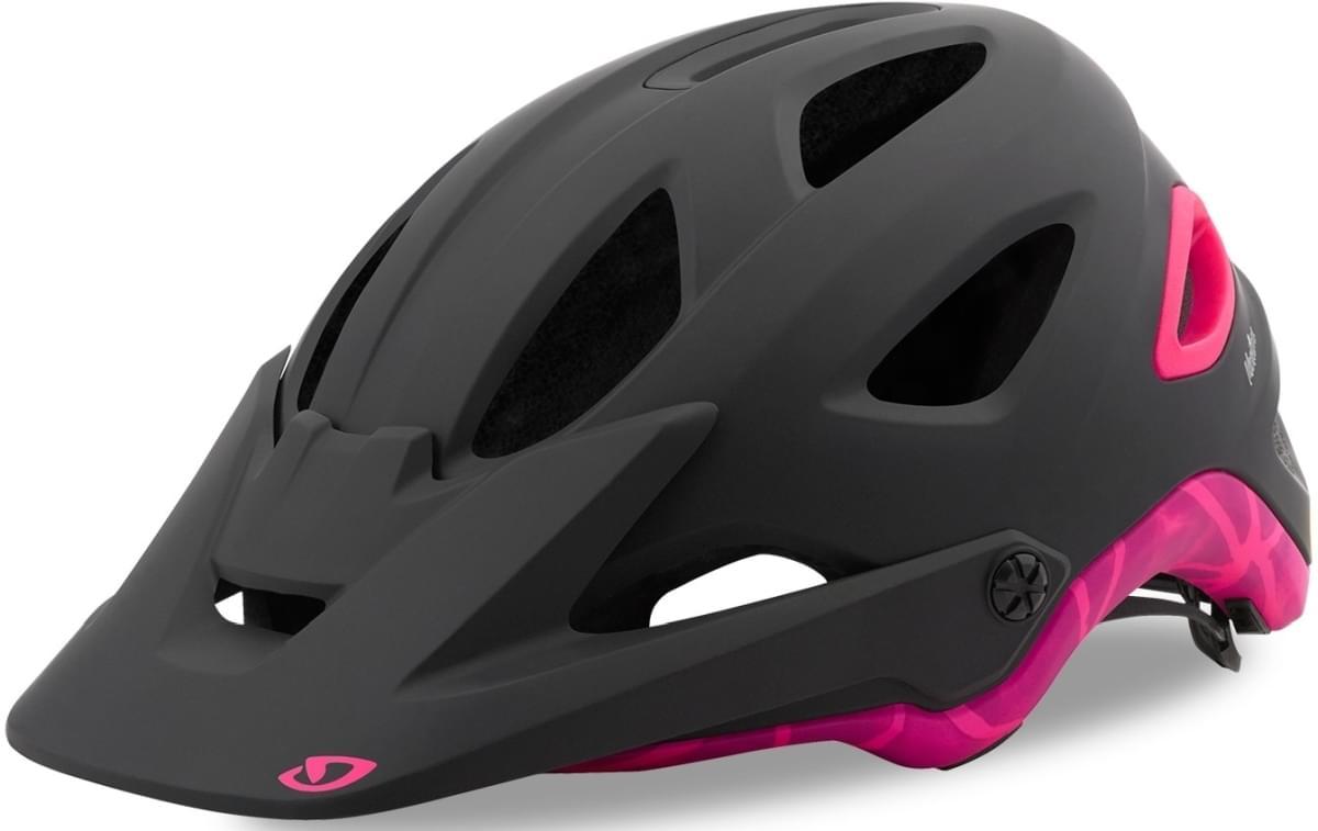 Giro Montara MIPS Mat Black Pink Crystal M