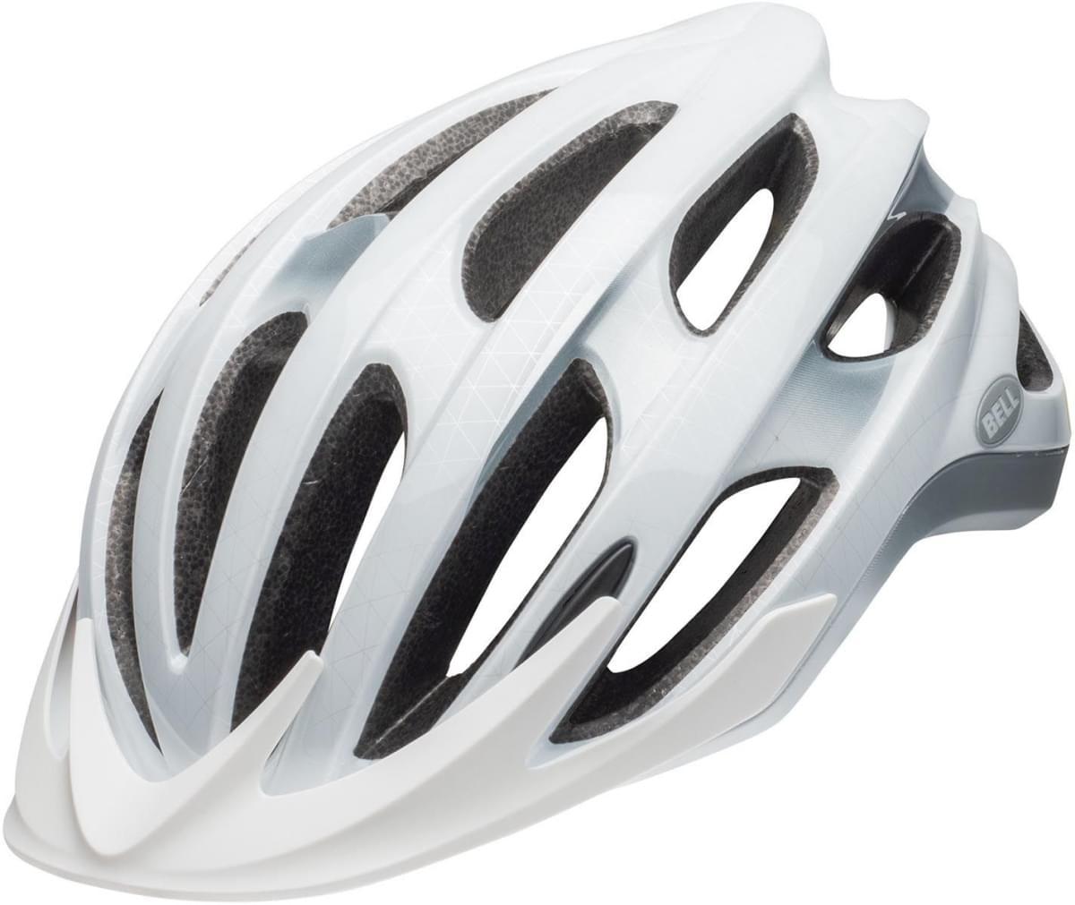 Bell Drifter White/Silver M