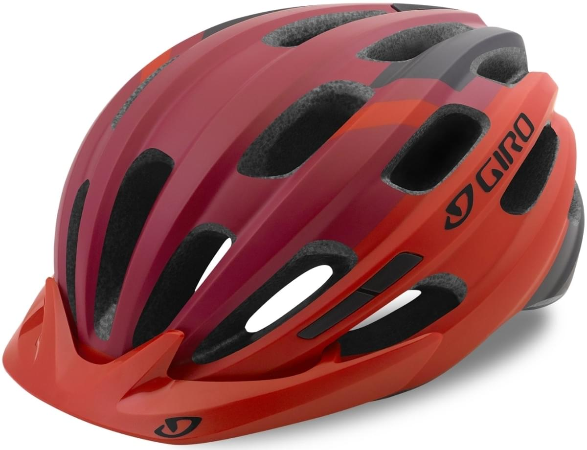 Giro Register Mat Red uni-(54-61)