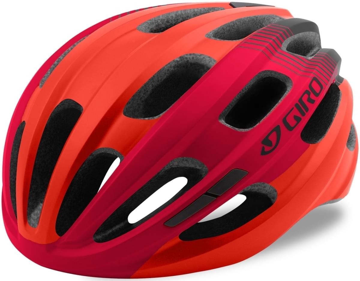 Giro Isode Mat Red/Black uni