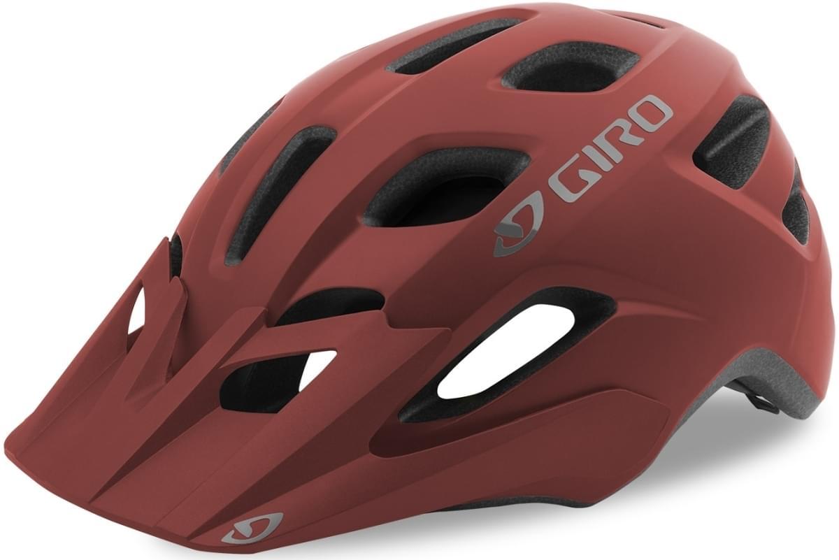 Giro Fixture Mat Dark Red uni-(54-61)