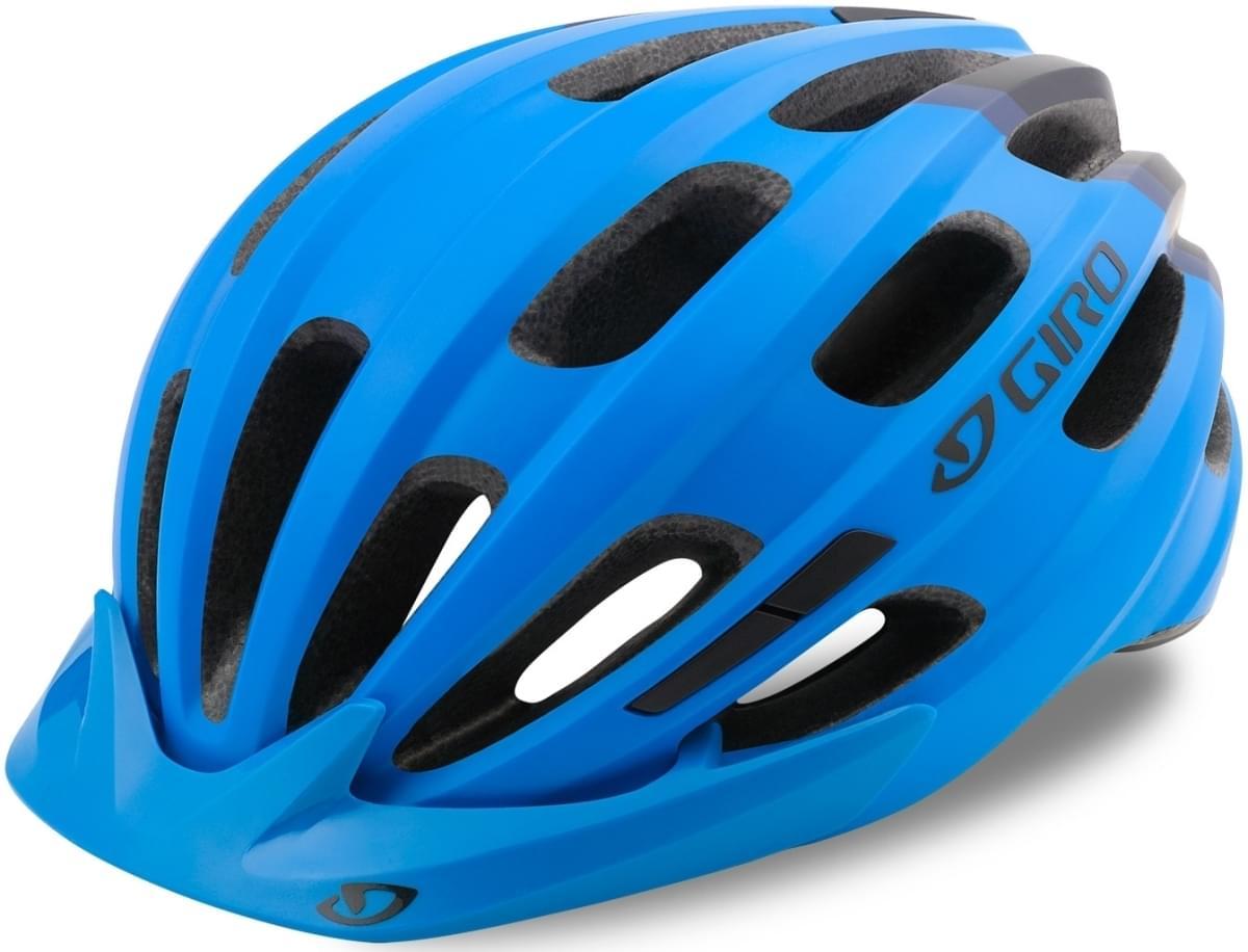 Dětská cyklistická přilba Giro Hale Mat Blue - Ski a Bike Centrum ... 6e156aebd69