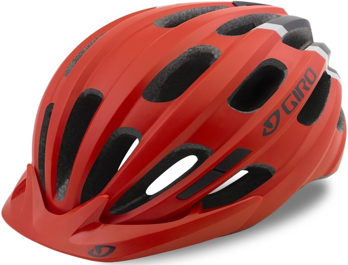 Giro Hale Mat Bright Red uni