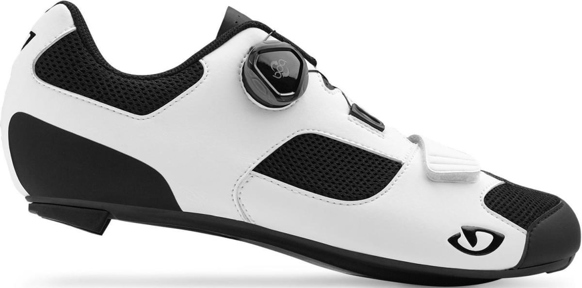 e37a3585d5 Silniční cyklistické tretry Giro Trans Boa White Black - Ski a Bike ...