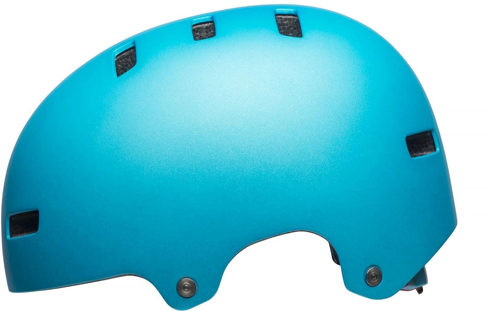 Bell Span Mat Bright Blue XS-(49-53)