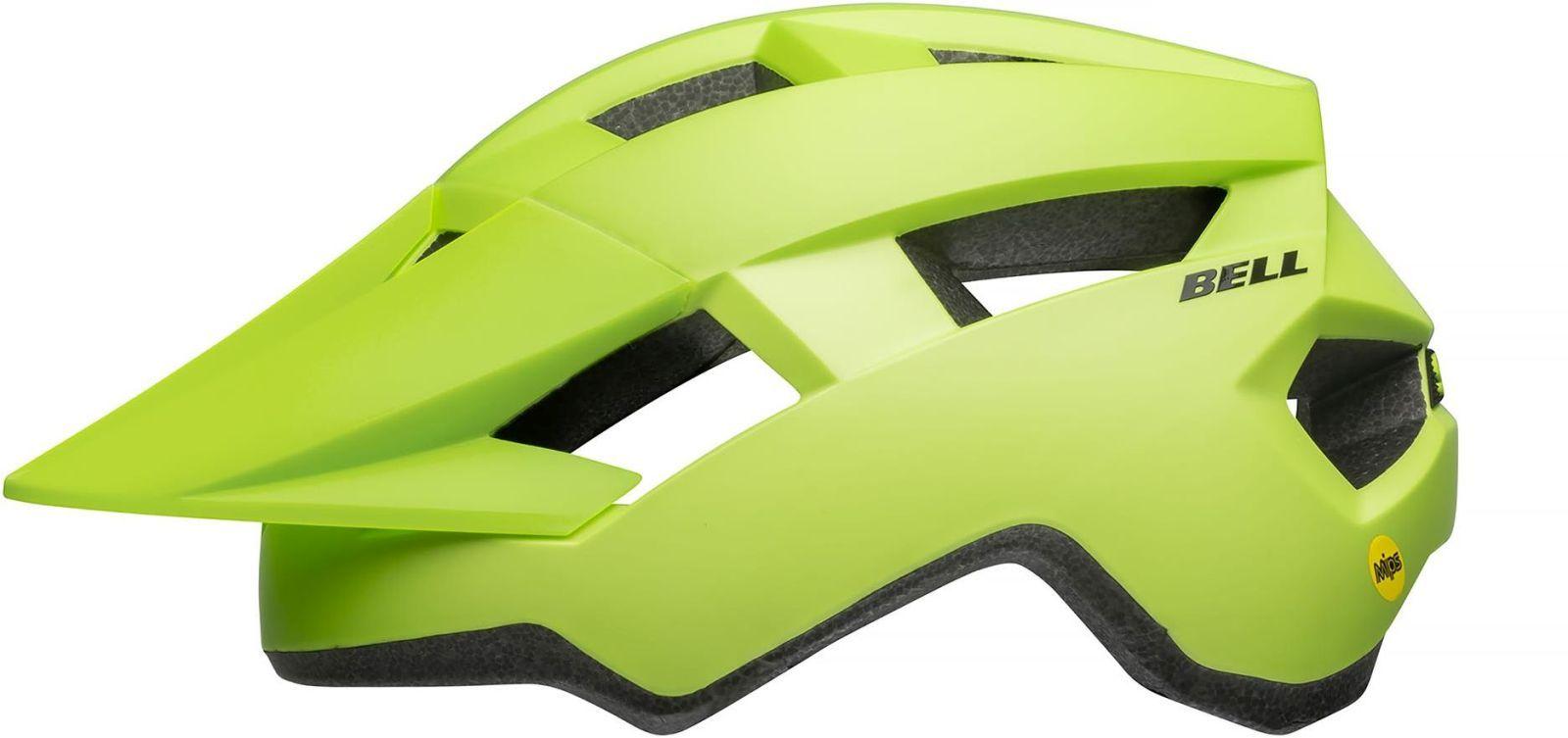 c98148382 Cyklistická helma Bell Spark MIPS - mat bright green/black - Ski a ...